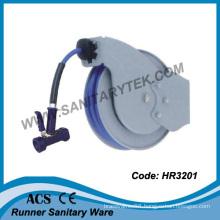 Wall Mounted Enclosed Retractable Hose Reel (HR3201)