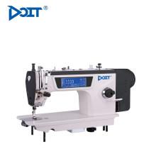 DT9900M-D4 Neue Generation intelligenter computergesteuerter Doppelsteppstich-Nähmaschine mit 5 Funktionen