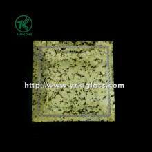 Одностенная цветная стеклянная пластина от SGS (KLP90904-1A)
