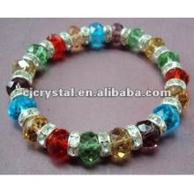 Großhandel Glasperlen Armband