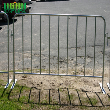 Retractable Steel Crowd Control Barrier untuk Dijual