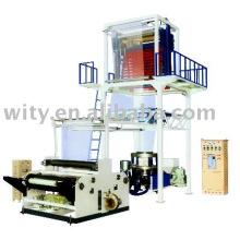 Rotary-head Film Extruding Machine(PE film)