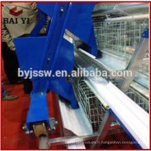 Système automatique d'alimentation de chaîne de volaille de vente chaude pour le Kenya