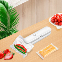 Mini selador portátil de sacola de comida para cozinha