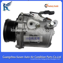 12V MSCS90C air conditioner r134a electric car ac compressor for Mitsubishi Outlander 2010