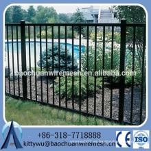 Anping Barato y caliente venta Valla de acero / puerta de valla de hierro forjado