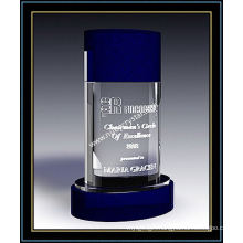 Crystal Magnum Tower Award 9.5 Inch Tall (NU-CW776)
