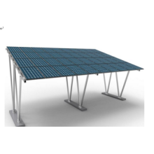 Solar Panel Carport Bracketry Unterstützung