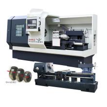 High Stability CNC Lathe Machine Metal Turning Horizontal Lathe Price