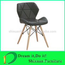 Low Price Leather dining wooden chair