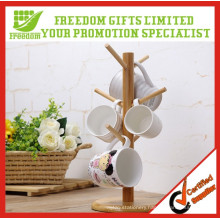 Promotional Custom Wooden Coffee Cup Holder