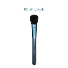 Single Blue Glitter Face Private Label Blush Brush