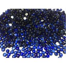 Created Gemstones saphir Cabochon rond