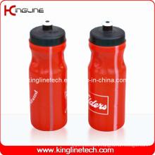 Plastic Sport Water Bottle, Plastic Sport Water Bottle, 700ml Plastic Drink Bottle (KL-6750)
