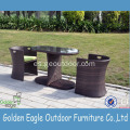 Garden Treasures Muebles de exterior Armed Chair 3pcs