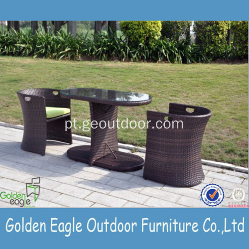 Garden Treasures Outdoor Furniture Armated Chair 3pcs