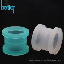 Tubo de reanimación Bloque silencioso de goma de silicona