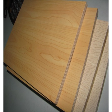 finger joint core melamine paper faced plywood