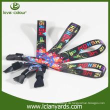 Professionelle benutzerdefinierte Armbänder für City Party & Event