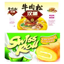 Food Grade PVC Shrink Sleeve/Shrink Film for Food