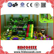 Jungle Theme Amusement Park Naughty Castle para Indoor Play Center