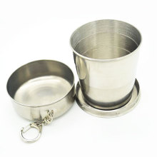 2015 Mother Day Father Day Present Telescopic Collapsible Cup