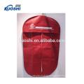 m l xl size customized non woven suit garment bag with zipper