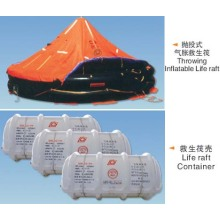MARINE SOLAS STANDERD AUTOMATIC INFLATABLE LIFE RAFT