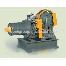 Machine de traction à engrenage par ascenseur - Machine de traction élévatrice