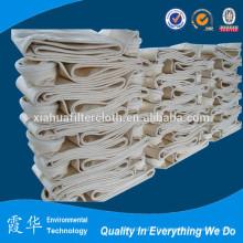Aramid fiber needle felt ahu bag filter