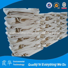 Aramid fiber needle felt ahu bag filter