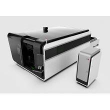 CNC Fiber Laser  Metal Sheet Cutting Machine
