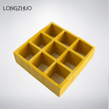 Molded Fiberglass Floor Grating Panels and Sheets