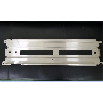 2.0mm Stainless Steel Sheet Metal Parts with Brushing