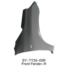 HILUX REVO(Double cabin) 2015 Front Fender R