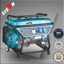 BISON CHINA Generador de Gasolina de 2.5kw Monofásico 168f-1
