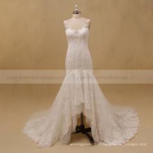 Padrões casamento vestido mãe indonesia vestido de casamento alto-baixo