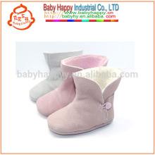 Nouveauté chaussures en peluche hiver bon marché