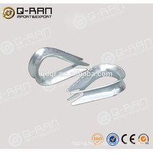 Rigging Stamping Galvanized Multi-applications Wire Rope Thimbles