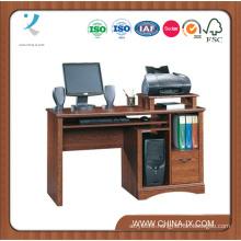 Computer Desk with Printer Shelf and Storage