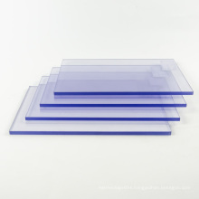 3mm Super Clear PVC panel 4x8ft Rigid PVC sheet
