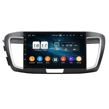 Accord 9 2017 autoradio dvd-speler