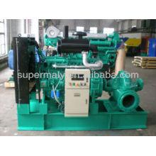 Pompe à eau haute pression alimentée par moteur diesel
