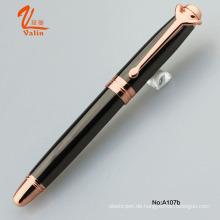 Klassischer dicker Metallstift Schwerer Luxus Geschenkstift auf Verkauf