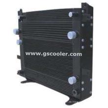 Aluminium-Plattenstangenkühler für Radlader (B1004)