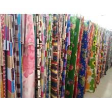tissu de polyester pour drap de lit