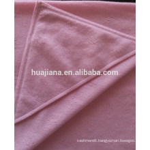 soft and warm 100% cashmere baby blanket
