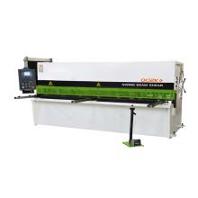 CNC Hydraulic Swing Beam Shears QC12K