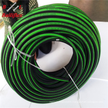 Lowest price Braid steel wire reinforced flexible rubber hose pipe / hydraulic hose / hydraulic rubber hose pipe