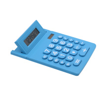Dual Power Big Button 8-Digits Electronic Calculator